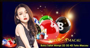 Read more about the article Buku Tafsir Mimpi 2D 3D 4D Toto Macau