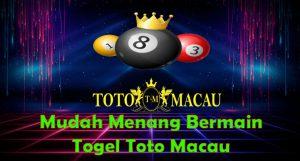 Read more about the article 4 Cara Mudah Menang Bermain Togel Toto Macau Terpercaya
